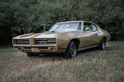 1969 Pontiac GTO 37389 miles